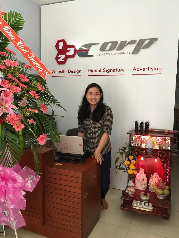 giới thiệu công ty 123CORP